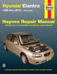 Hyundai Elantra Haynes Repair Manual (1996-2010)