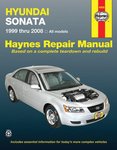 Hyundai Sonata Haynes Repair Manual (1999-2008)