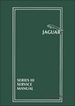 Jaguar XJ6 & XJ12 Series 3 Service Manual (1979-1987)