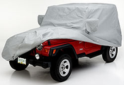Jeep Car Cover - Custom Covers By Covercraft