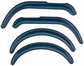 Jeep CJ 4-Piece Fender Flare Kit