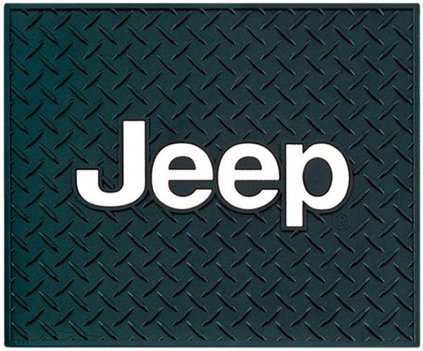 Image of Jeep Logo Utility Mat