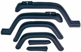 Jeep Wrangler YJ 6 Piece Fender Flare Kit (1987-1995)