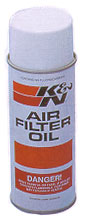 Image of K&N 12 oz. Air Filter Oil