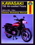 Kawasaki 750 Air-cooled Fours Haynes Repair Manual (1980 - 1991)