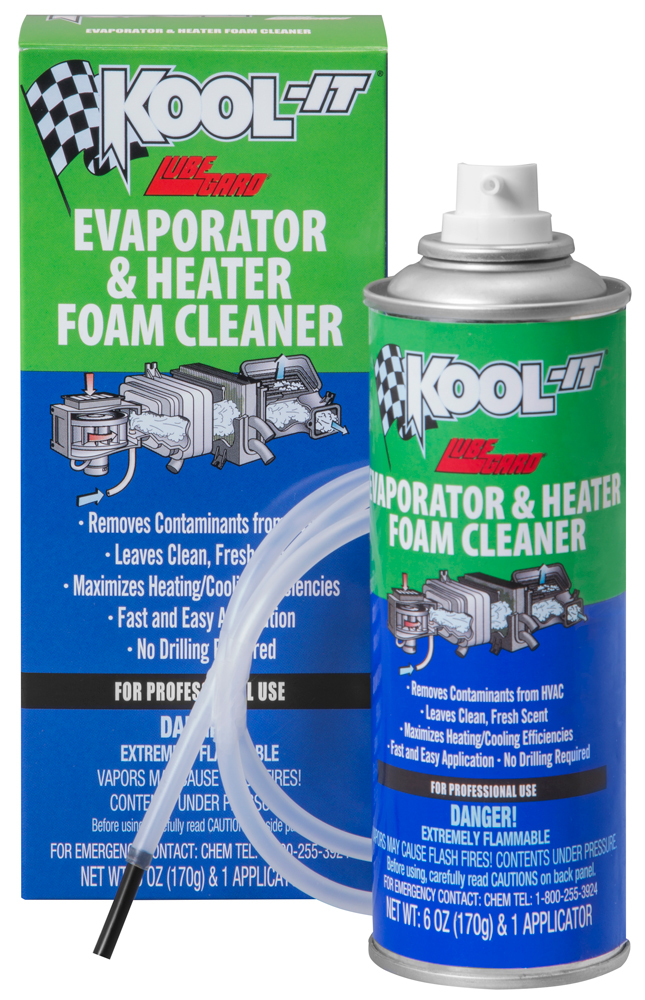 Image of Kool-It Evaporator and Heater Core Foam Cleaner (6 oz)