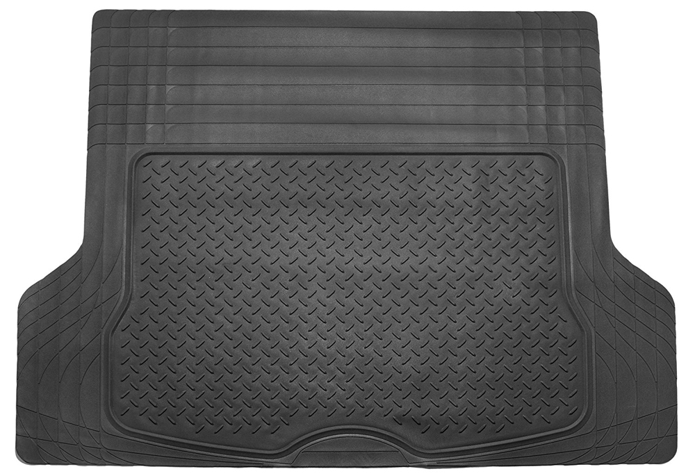Image of Kraco Floor Armor Heavy Duty Rubber Cargo Mat