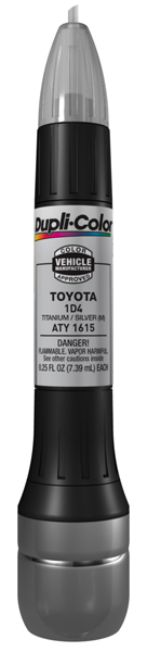 Image of Lexus & Toyota Metallic Titanium All-In-1 Scratch Fix Pen - 1D4 2001-2009
