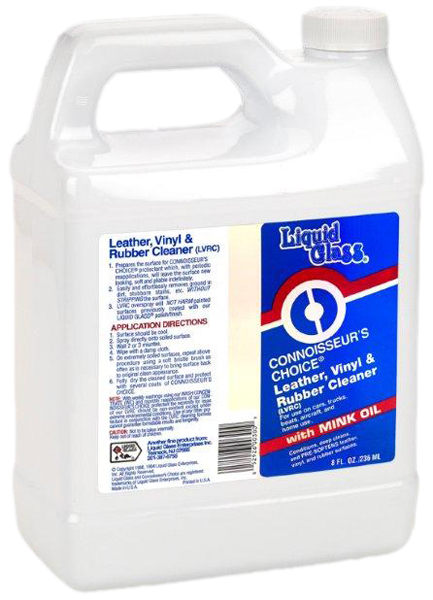 Image of Liquid Glass Leather Vinyl & Rubber Cleaner Gallon