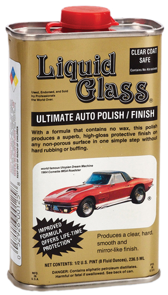 liquid glass ultimate auto polish 8 oz liqlg125. Black Bedroom Furniture Sets. Home Design Ideas