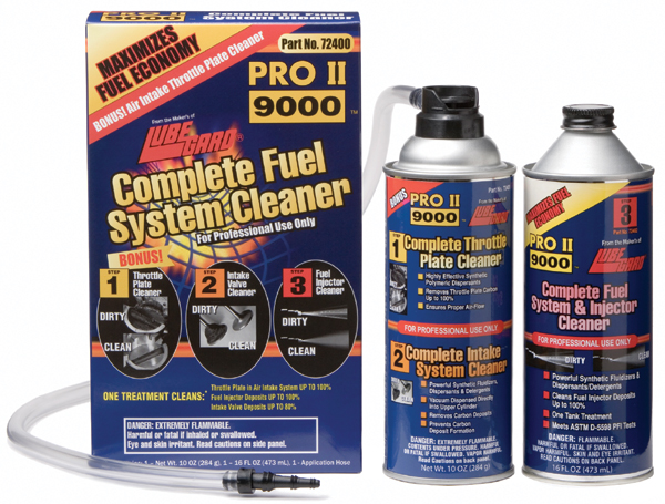 Lubegard Complete Fuel System Cleaner Kit 2 Can Lub72400