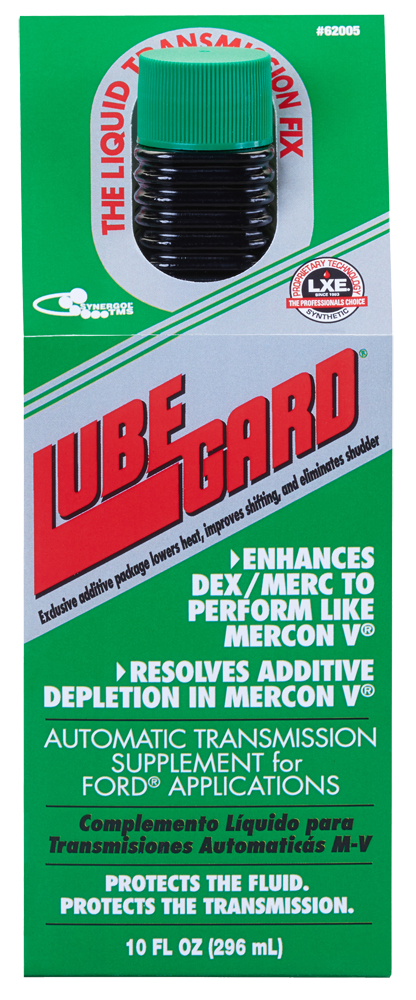 Image of Lubegard Automatic Transmission Supplement for Ford Applications (10 oz.)