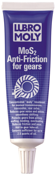 Image of Lubro-Moly MoS2 Anti-Friction For Gears 50g