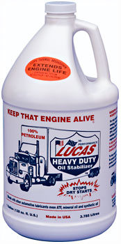 Image of Lucas Heavy Duty Oil Stabilizer 1 Gallon