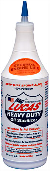Image of Lucas Heavy Duty Oil Stabilizer 1 Quart