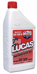 Lucas High Performance 20W50 Synthetic Motorcycle Oil (1 Qt.)