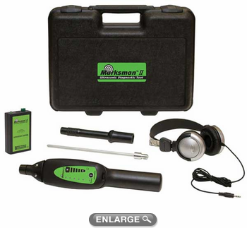 Marksman™ II Ultrasonic Diagnostic Tool Kit