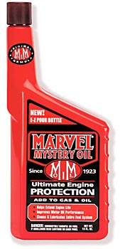 Image of Marvel Mystery Oil (16 oz.)