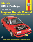 Mazda 323 & Protegé Haynes Repair Manual (1990-2003)