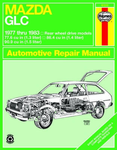 Mazda GLC Haynes Repair Manual (1977-1983)