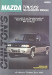 Mazda Trucks Chilton Manual (1994-1998)