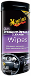 Meguiar's Quik Interior Detailer Wipes (25 Ct)
