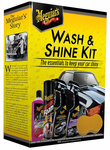 Meguiar's Wash & Shine Kit