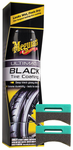 Meguiars Ultimate Black Tire Coating (8 oz) & Applicator Pads Kit