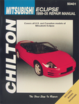 Mitsubishi Eclipse Chilton Repair Manual (1999 - 2005)