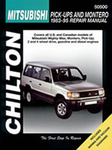 Mitsubishi Pick-Ups/Montero (1983-95) Chilton Manual