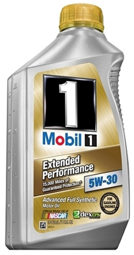 Image of Mobil 1 Extended Performance 5W20 Motor Oil