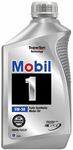 Mobil 1 Synthetic 0W20 Motor Oil
