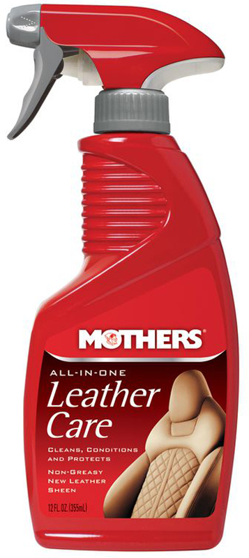 Image of Mothers All-In-One Leather Care 12 oz