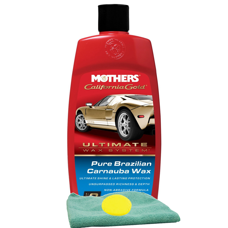 mothers ultimate wax kit california gold car wax pure autos post. Black Bedroom Furniture Sets. Home Design Ideas