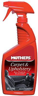 Image of Mothers Carpet & Upholstery Cleaner (24 oz.)