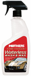 Mothers Waterless Car Wash & Wax (24 oz)