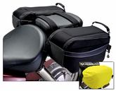 MotoGear Motorcycle Saddle Bags