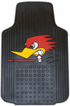 Mr. Horsepower Rubber Floor Mats (Pair)