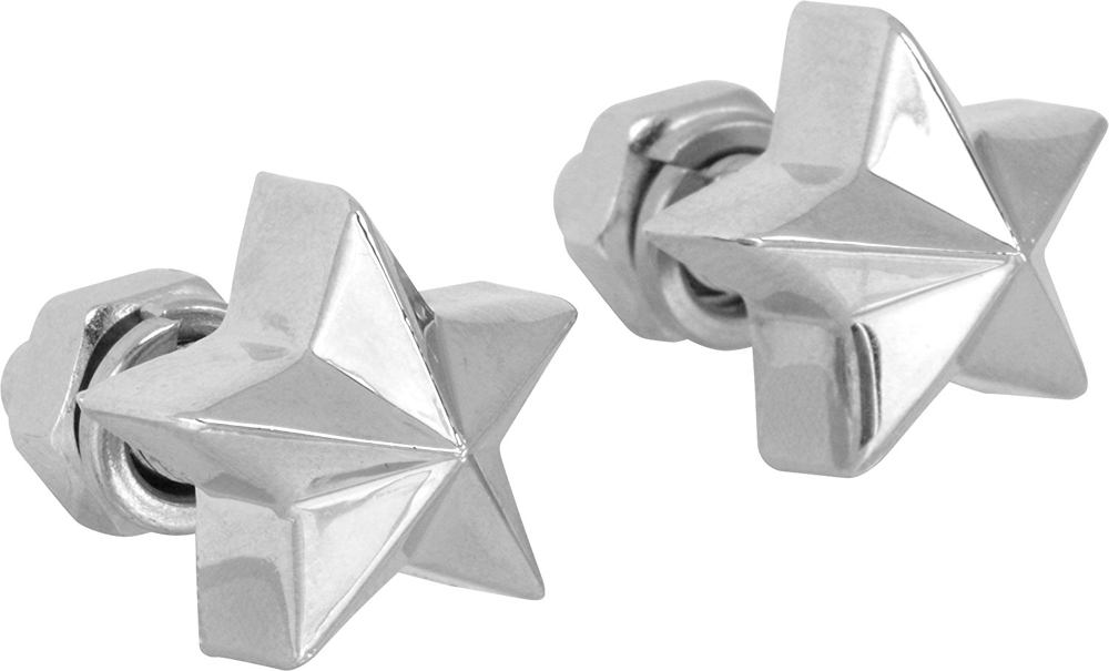 Image of Nautical Star License Plate Fastener