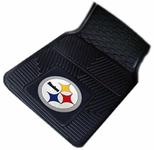 NFL Vinyl All Season Floor mats