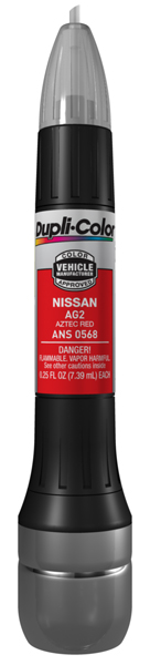 Aztec Red for Infiniti & Nissan All-In-1 Scratch Fix Pen - AG2 (1988-2005)