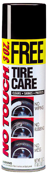 Image of No Touch Tire Care 18 oz