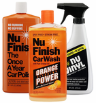 Nu Finish Total Car Care Kit