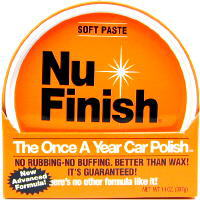 Image of Nu Finish Once-A-Year Auto Polish Paste
