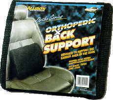 Image of Orthopedic Back & Lumbar Support