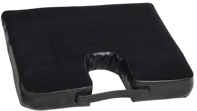 Image of Orthopedic Back Relief Seat Cushion