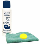 P21S Gloss Enhancing Paintwork Cleanser (11.8 oz), Microfiber Cloth & Foam Pad Kit