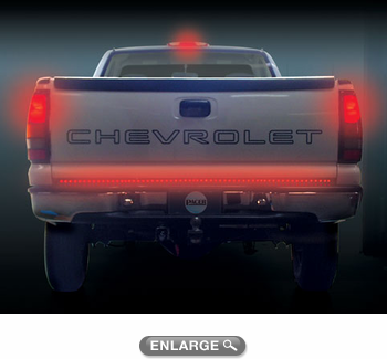 "Pacer 49"" LED Tailgate Running Light Bar"