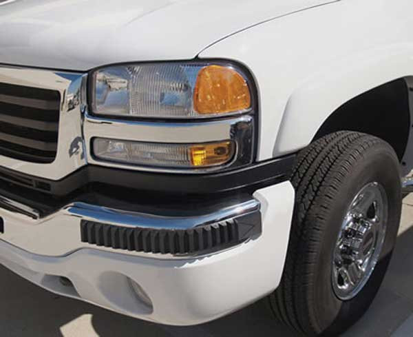 Image of Pacer Heavy Duty Bumper Guard for Trucks