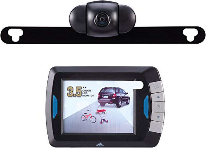 "Image of ""Peak 3.5"""" LCD Full Color Wireless Back-Up Camera System"""